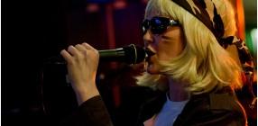 Dirty Harry - Blondie Tribute Band, Presatonpans Labour Club